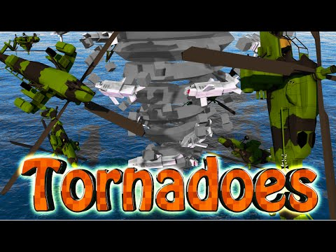Planes - Minecraft Tornado challenges gets a new Minecraft Challenge today! Tornado Vs Planes challenge is a minecraft challenge that involves using Torandoes to fly Planes! ▭▻ SUBSCRIBE: http://goo.gl...