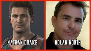 Characters and Voice Actors - Uncharted 4: A Thief's End