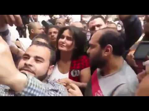 سما المصري تعلن نيتها للترشح في انتخابات المجالس المحلية