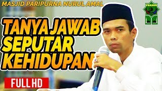 Video Tanya Jawab Seru Bersama Ustadz Abdul Somad Lc MA - Masjid Paripurna Nurul Amal MP3, 3GP, MP4, WEBM, AVI, FLV Desember 2018