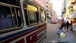 Cochabamba Bolivia  city images : Cochabamba, Bolivia / Cityvideo/ 04.2012/ HD