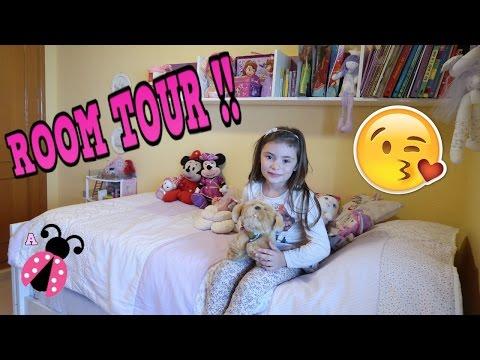 Room Tour - Venir a conocer mi habitación y sala de juegos