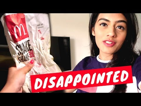 Disappointed With Mcdonald's, Taco Bell & Wok Express | #dhwanisdiary