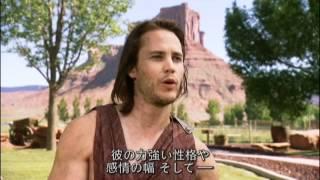 テイラー・キッチュ/『ジョン・カーター』インタビュー