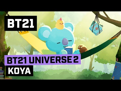[BT21] BT21 UNIVERSE 2 ANIMATION EP.05 - KOYA