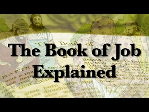 job - To help support this ministry click here: http://www.patreon.com/inspiringphilosophy The Book of Job is one of the most misunderstood books in the Bible. I a...