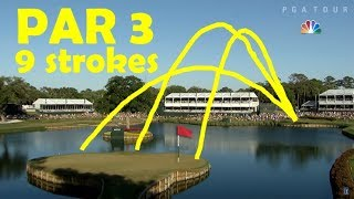 Video CRAZY Golf Moments (Part 2) (PGA) MP3, 3GP, MP4, WEBM, AVI, FLV Agustus 2019