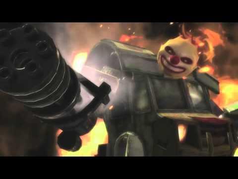 (Неофициальный) PlayStation All-Stars Королевская битва трейлер