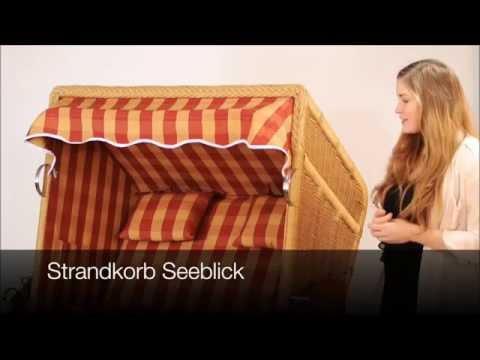 Beratung fuer Seeblick Strandkoerbe