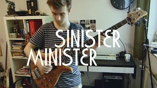 Download Lagu Sinister Minister (Victor Wooten Cover) | Chrissi Mp3