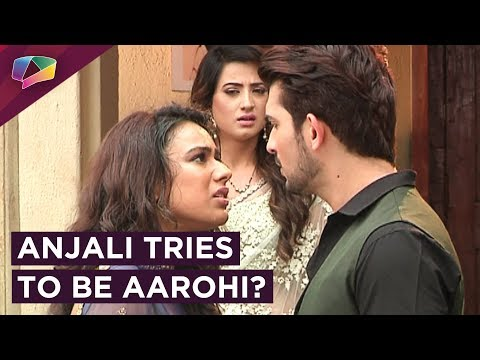 Deep Is Fooled By Anjali   New Entry In Ishq Main
