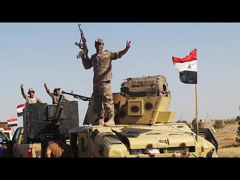 Ιράκ: Σφοδρές μάχες για τον έλεγχο της Φαλούτζα