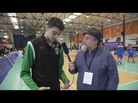 ANGT Coin: Interview Yavuz Gultekin, U18 Darussafaka Dogus Istanbul