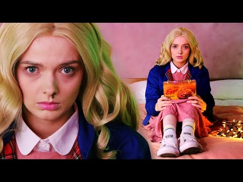 Stranger Things Eleven Makeup & Costume Tutorial / MyPaleSkin