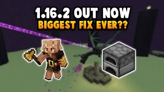 This Is Minecraft's Most Serious Bug Ever - 1.16.20 Update Out Now