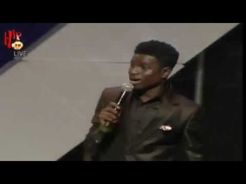 Kennyblaq At Aylive2017 (Nigerian Comedy)