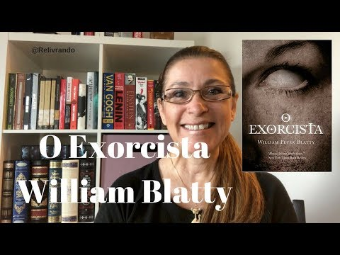 O Exorcista - William Blatty