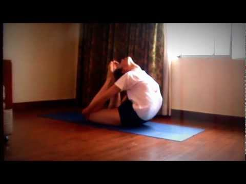 Self-practice Part One: Exploring Back bends with Heather