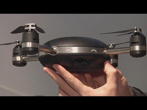 Νέα drone στην CES Λας Βέγκας – hi-tech