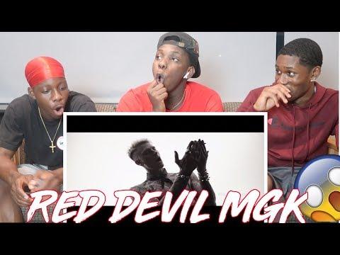 "Machine Gun Kelly ""Rap Devil"" (Eminem Diss) (WSHH Exclusive - Official Music Video) REACTION"