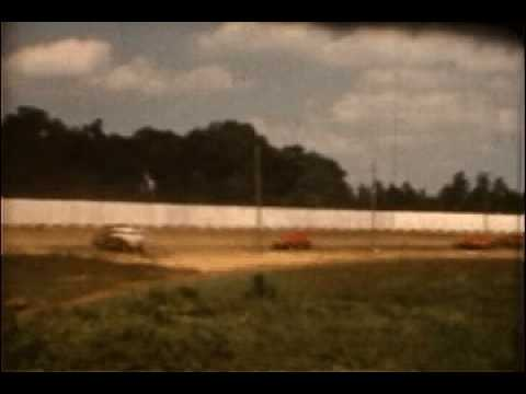 Modified Race - Virginia State Fairgrounds 1950's