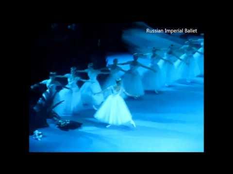 Giselle - Natalia Osipova and David Hallberg