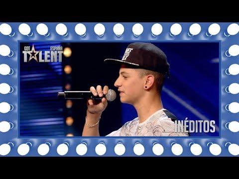 Video Un rap contra el bullying emociona a nuestro jurado | Inéditos | Got Talent España 2018 download in MP3, 3GP, MP4, WEBM, AVI, FLV January 2017