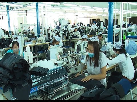Phát triển Công nghiệp hỗ trợ cho ngành Ngành Dệt may