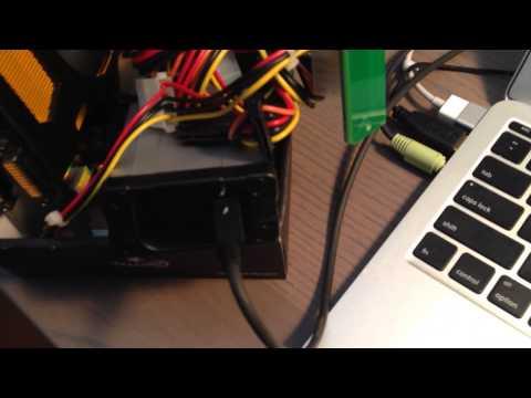 A Wonderful Lunatic Turned A MacBook Air Into A Badass Gaming Rig