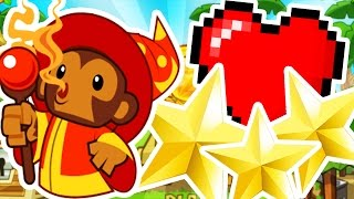 10,000 LIVES IN HARD ODYSSEY MODE WITHOUT HACKS - BLOONS TOWER DEFENSE 5