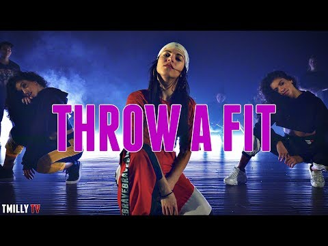 Tinashe - Throw A Fit - Dance Choreography By Jojo Gomez - #TMillyTV
