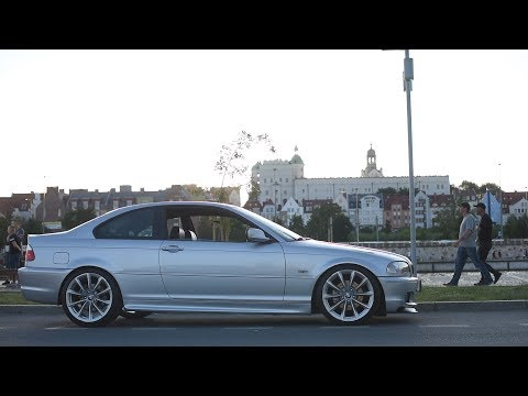 BMW e46 Titansilber Coupe | Promo Video