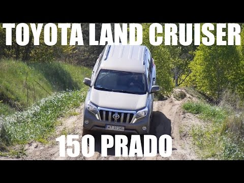 (ENG) 2014 Toyota Land Cruiser Prado 3.0 D-4D – Test Drive and Review