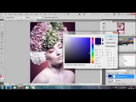 Jak i po co mieszać warstwy w Photoshopie? - poradnik wideo