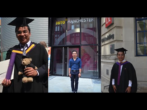 INTO Graduation: meet Hien