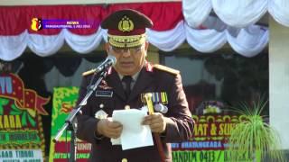 UPACARA HARI BHAYANGKARA KE 70 POLDA BANGKA BELITUNG