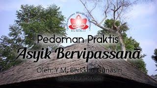 Video Panduan Meditasi #01 - Pengarahan Awal | Asyik Bervipassana: Y.M. Bhikkhu Gunasiri MP3, 3GP, MP4, WEBM, AVI, FLV November 2017