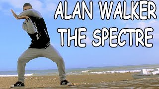 Video Alan Walker - The Spectre | Robot Dance VS Shuffle Dance MP3, 3GP, MP4, WEBM, AVI, FLV November 2018