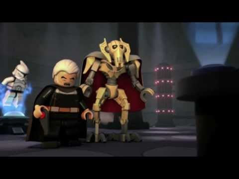 "The Dark Side Rises - LEGO Star Wars - ""The Yoda Chronicles""  Ep. 3"