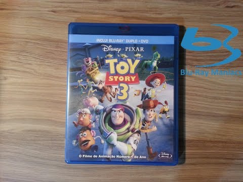 [Blu-Ray] Toy Story 3 (Duplo + DVD)