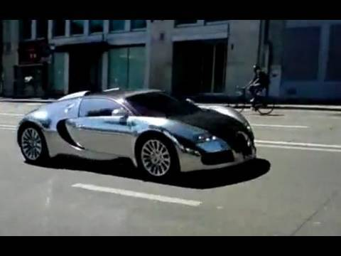 Bugatti Veyron Pur Sang Accélération Sound