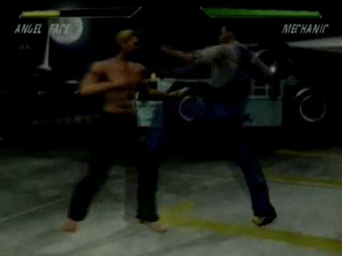 fight club xbox cheats