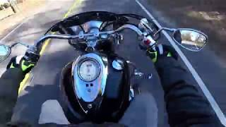 3. Yamaha roadstar review and motovlog!
