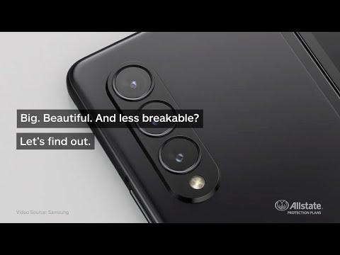 Samsung Galaxy Z Fold3 поставя рекорд за оцеляване в краш тест