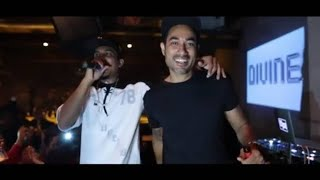 Divine Brings Out Nucleya To Perform Jungle Raja In Bombay