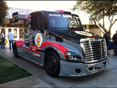 Banks Super-Turbo Freightliner a testbed for advanced technology