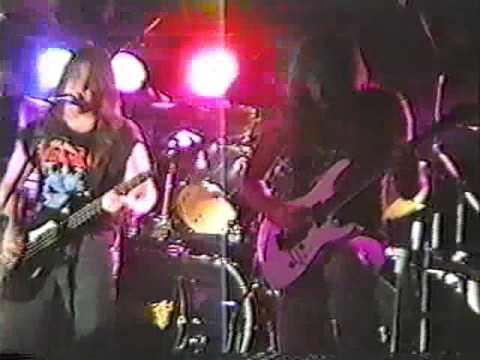 Demolition Hammer Crippling Velocity online metal music video by DEMOLITION HAMMER