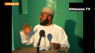 Muhadhara Sheikh Hamza Mansoor MADA  Mali Prt  1 By  Ahmed Sh  Ahlusuna TV Mwanza Tanzania