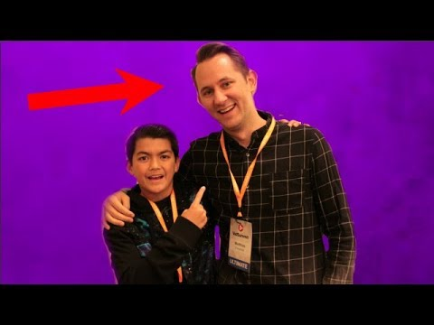 Matthias Interview | VidSummit Vlog 3