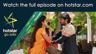 Saravanan Meenatchi! Click here http://www.hotstar.com/tv/saravanan-meenatchi/1678/meenakshi-motivates-saravanan/1000182952 to watch the full episode.Meenatchi Motivates Saravanan Meenatchi motivates Saravanan before the cooking competition. Later, she gets irritated when a contestant talks to him. Why?